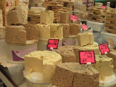 2007.05.11 - Mahane Yehuda Market 4 halva